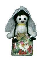 A.A.A. Collectible Raggedy Ann style Armenian Dolls: Armenian woman, made by  A.A.A. Armenian Dolls